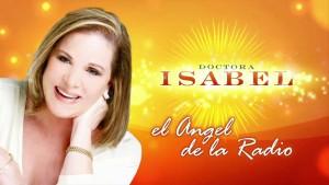Psicóloga Dra. Isabel Angel de la Radio