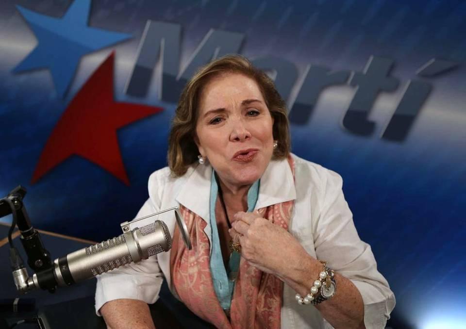 Dra. Isabel radio show en cuba radio marti