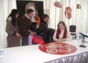 Pasión 106.7 FM Visita de la Dra. Isabel Angel de la Radio
