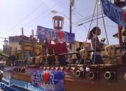 Desfile de Los Reyes Magos en la Calle Ocho